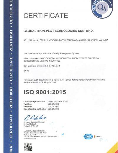 9001-2015-Certificate