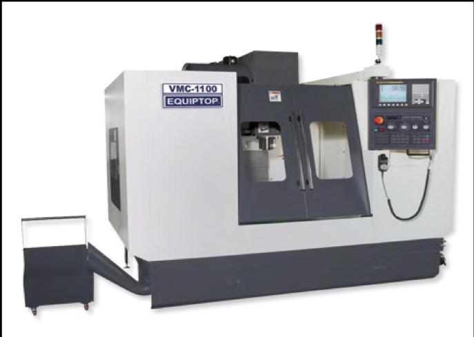 Equiptop CNC Machine Center